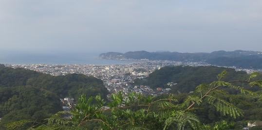 08.07 鎌倉-海街-衣張山 b