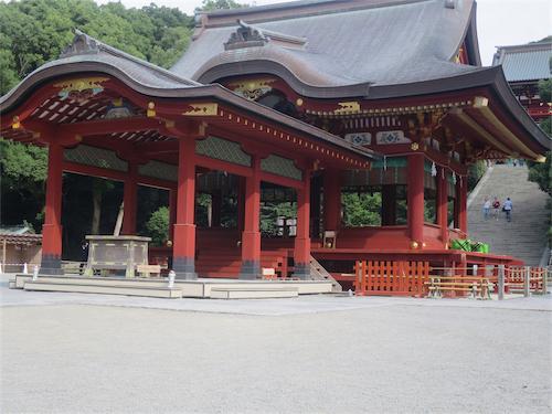 08.18 鎌倉-晚春-鶴岡八幡宮 a