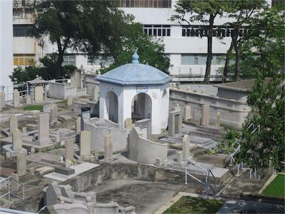 09.05 香港仔華人永遠墳場 2