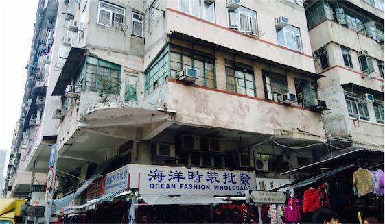 30.03 談場景:踏血尋梅-深水埗福華街