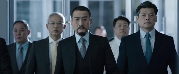 37.03 寒戰2 友邦九龍大廈(劇照)