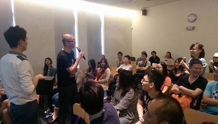 02 香港《電影美食朝聖遊》新書發表暨座談會 04