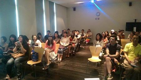 02 香港《電影美食朝聖遊》新書發表暨座談會 09