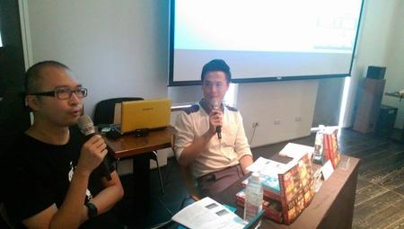 02 香港《電影美食朝聖遊》新書發表暨座談會 10