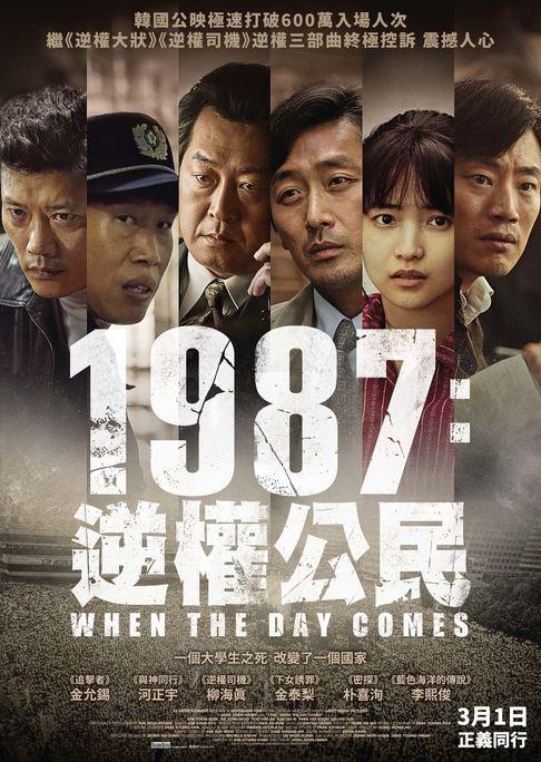 23 1987:逆權公民